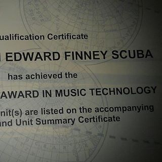 Mark John Edward Finneyscuba