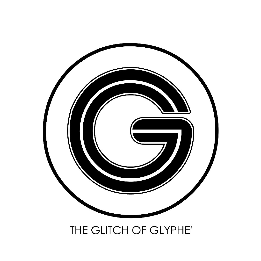 the glitch of glyphe