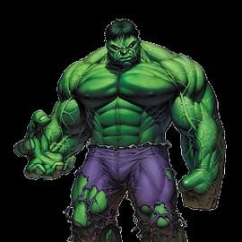 I Am The Incredible Hulk