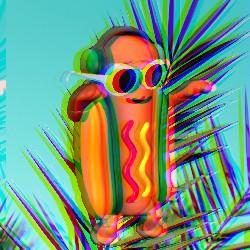 DJ hotdog